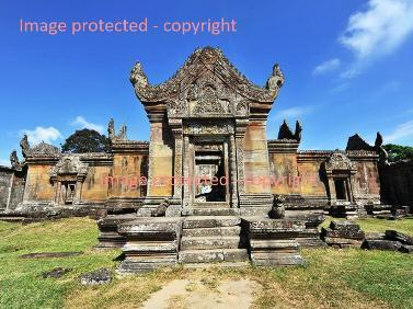 Temple-Preah_Vihear Temple au Cambodge